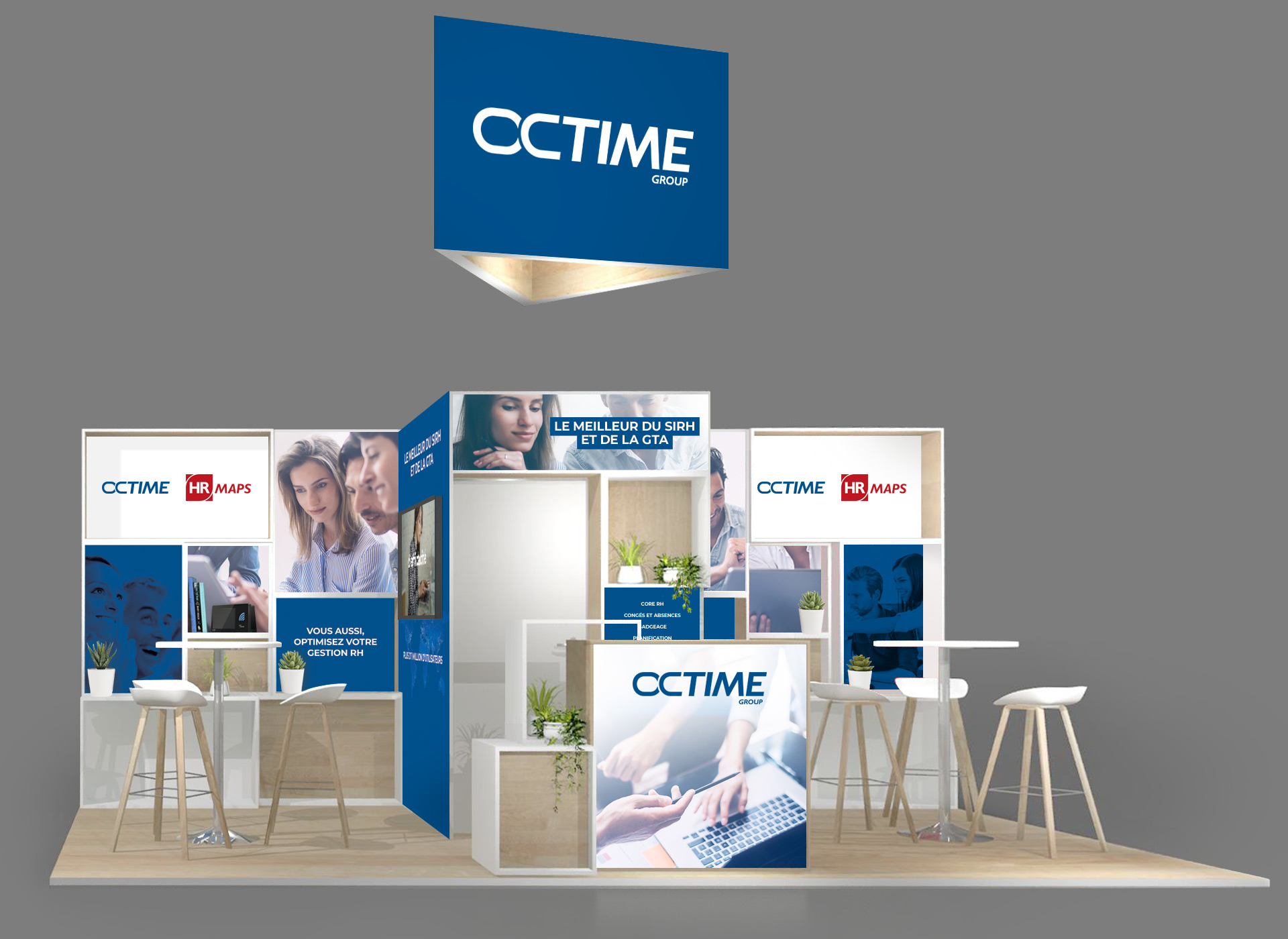OCTIME-Stand-SRH
